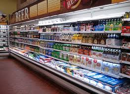beer in grocery stores